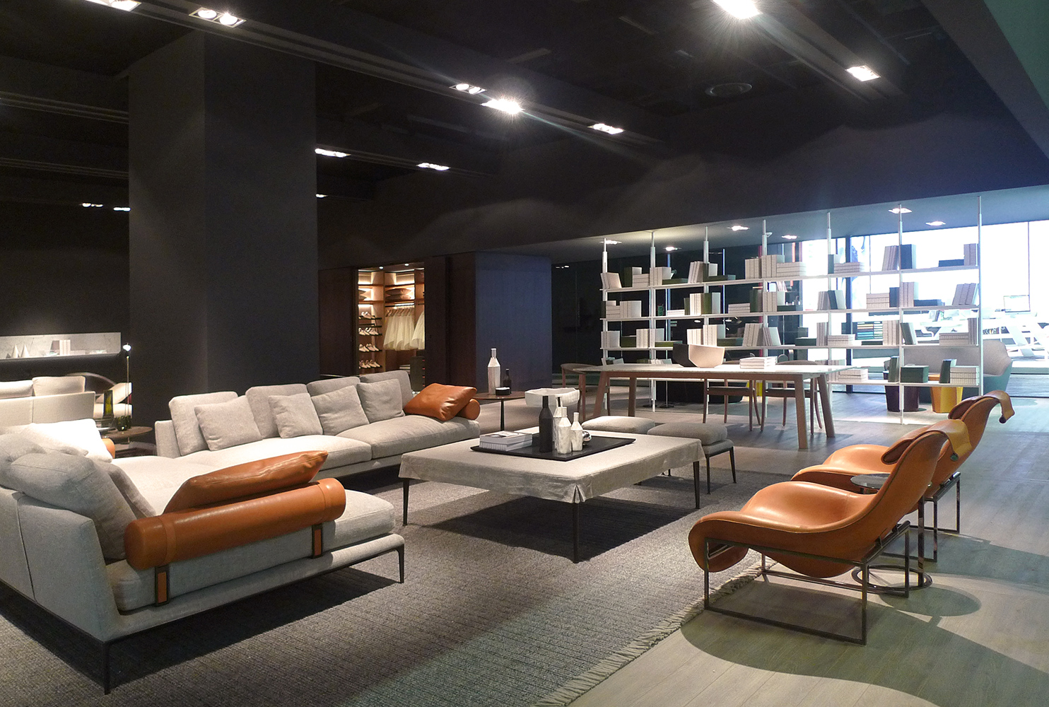 B&B Italia at IMM Cologne 2019