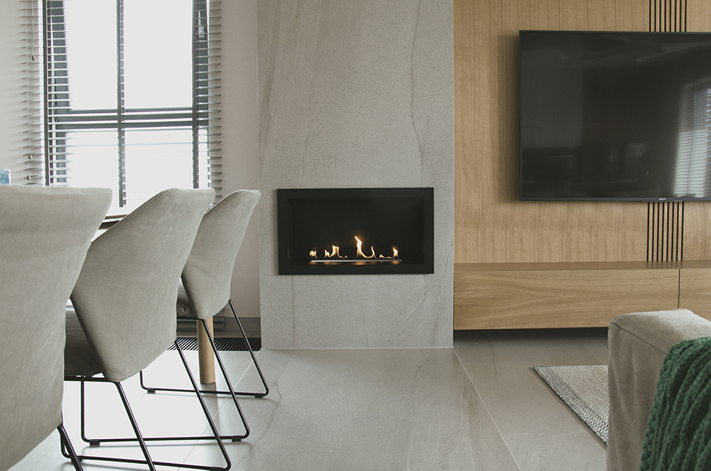 Choose a Bio Fireplace for your Apartment or Condo