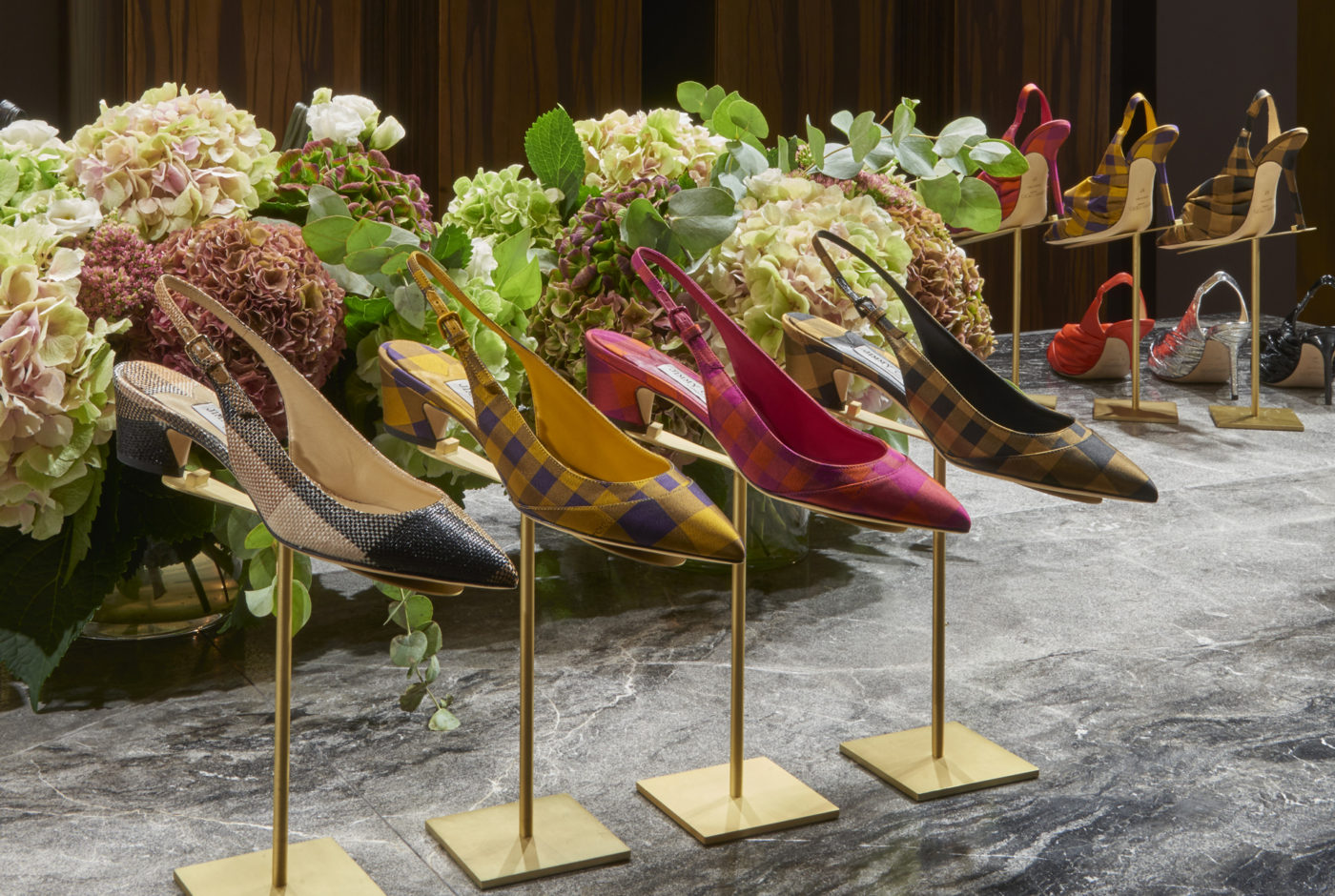 Atelier Henge hosts the launch of the new Jimmy Choo collection