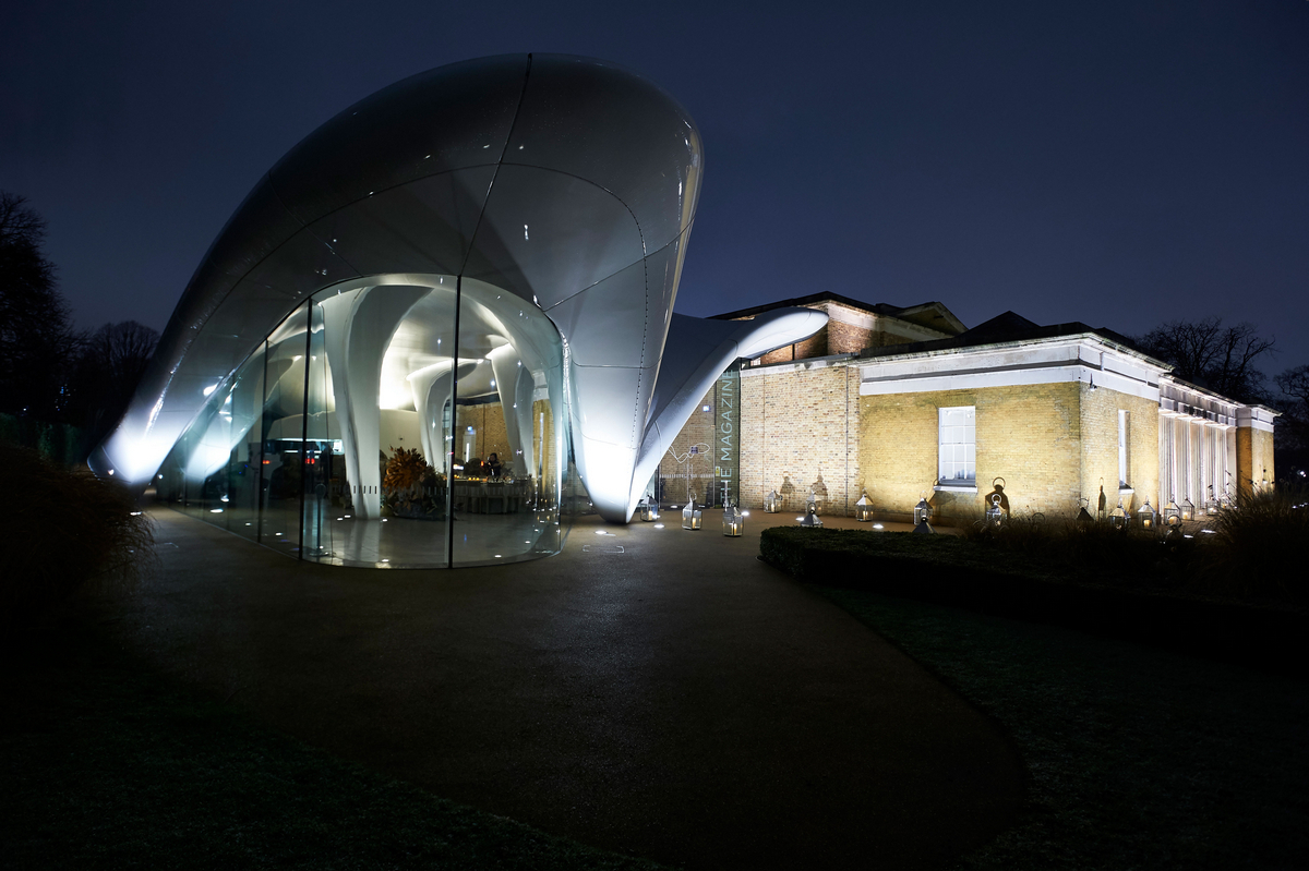 Opening Dinner Night At The Serpentine Sackler Gallery