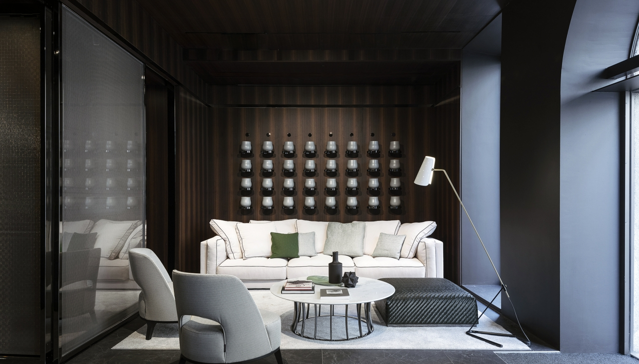 Flexform MOOD opens flagship store in Milano