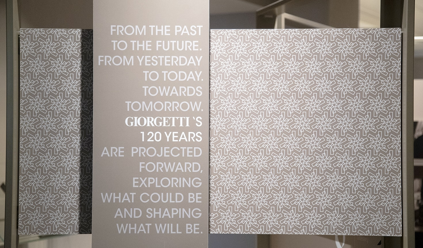 Giorgetti | Object to Project Exhibition in Jakarta