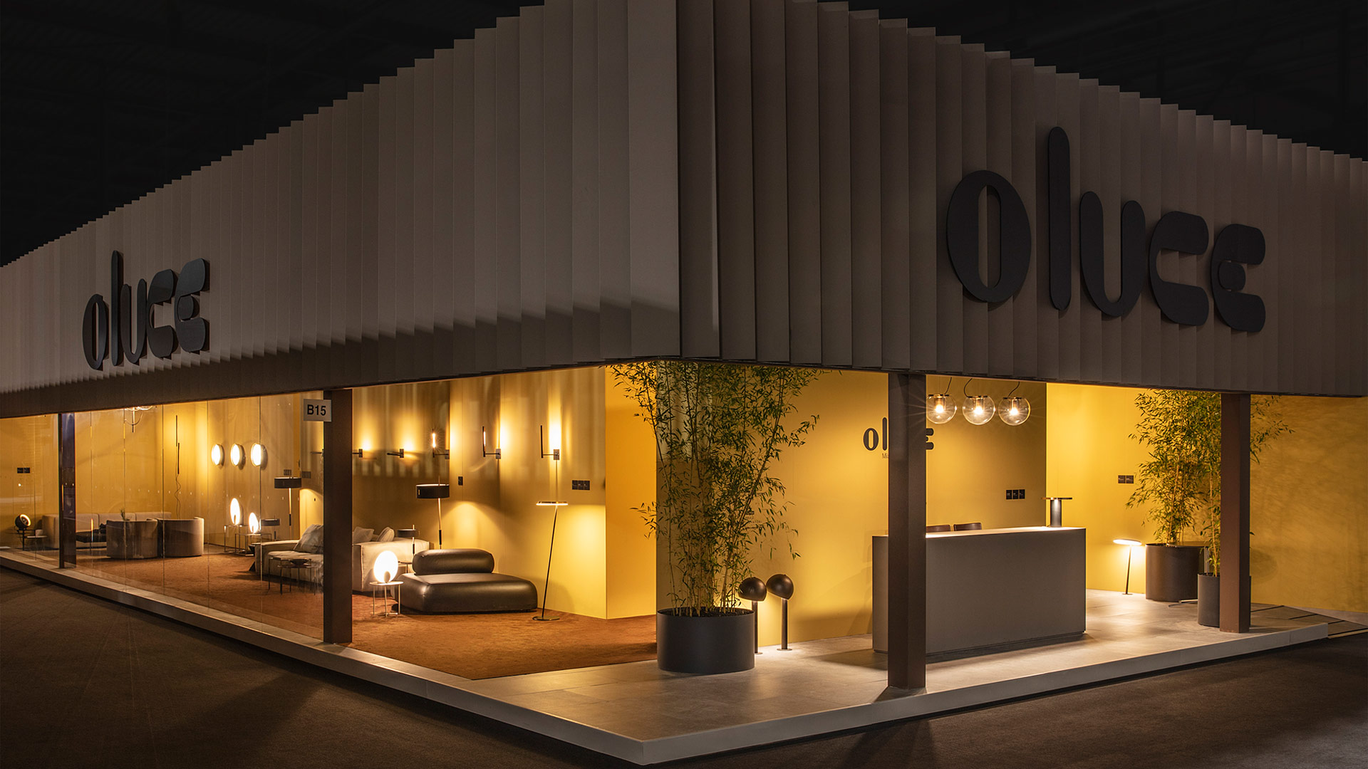 Oluce at Euroluce 2019