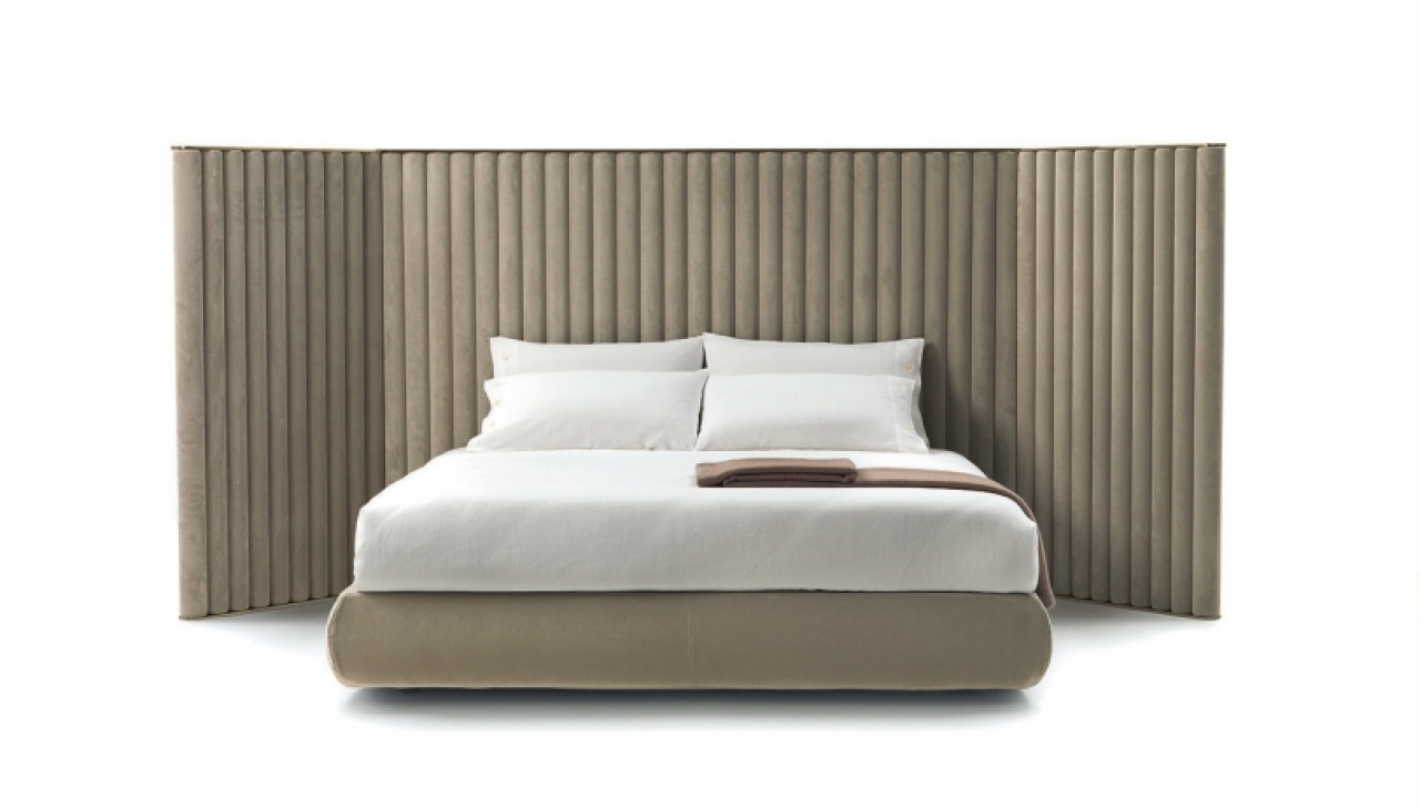 2019 EDIDA | Flexform MOOD – Biarritz bed